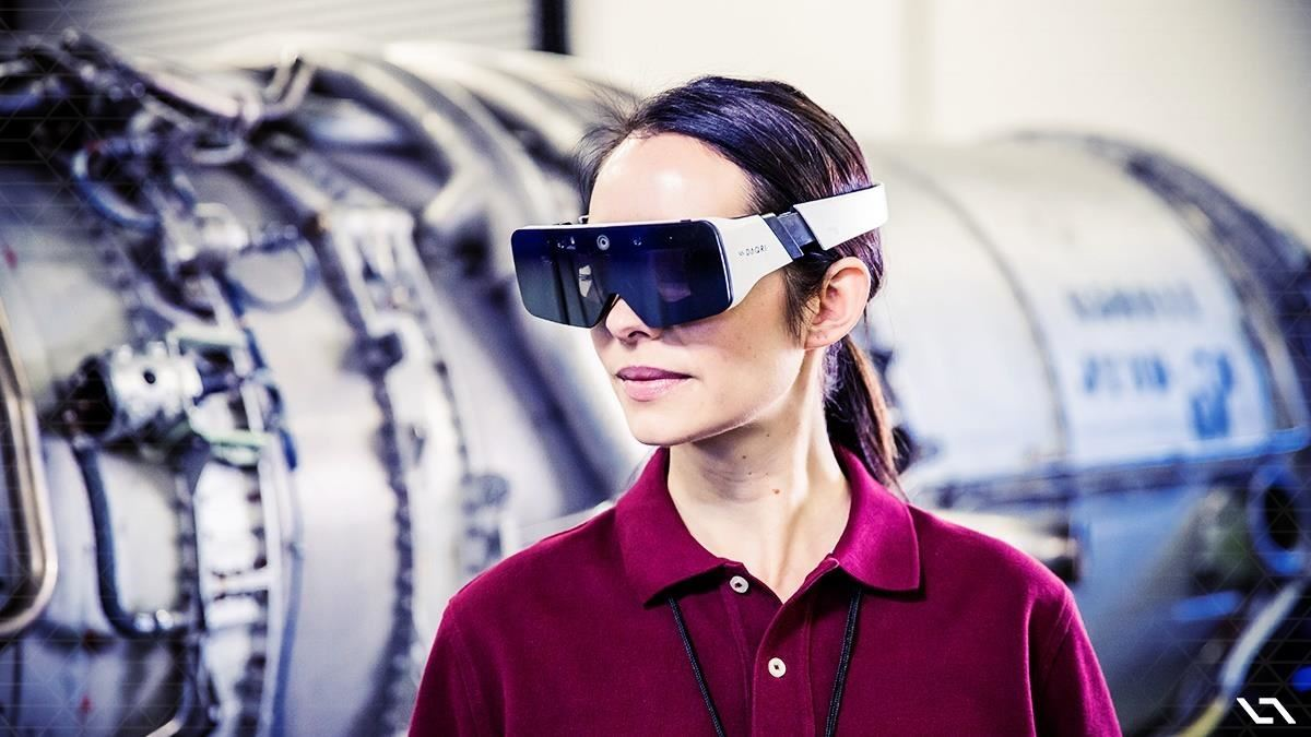 DAQRI's New Smart Glasses Made Tough for the Manufacturing Sector