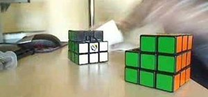 Make a fun Siamese cube