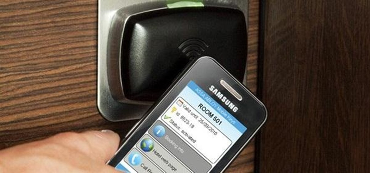 Have an NFC-Enable Phone? This Hack Could Hijack It