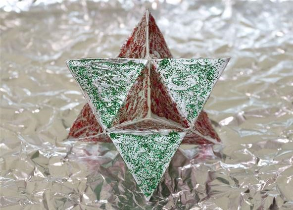 Math Craft Monday: Community Submissions (Plus Polyhedral Stellation)