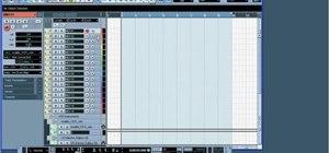 Use the noatikl generative music VSTi with Cubase