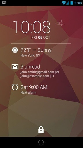 How to Add Custom Lock Screen Widgets to Your Nexus 7, Samsung Galaxy S3, & Other Android 4.2 Devices