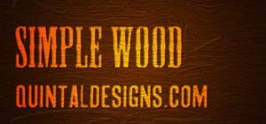 Create a quick wooden texture in Adobe Photoshop