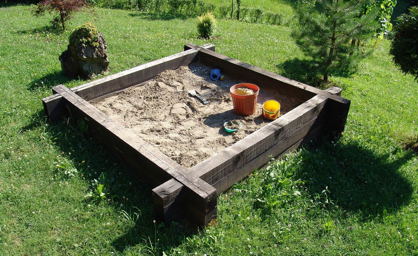 Beware Your Child's Sandbox — Dangerous Pathogens Could Be Playing There Too