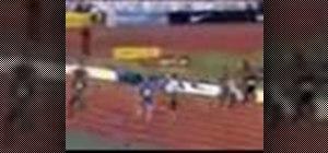 Run the 400m