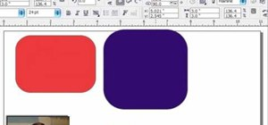 Use rectangle, ellipse and polygon tools in Corel Draw