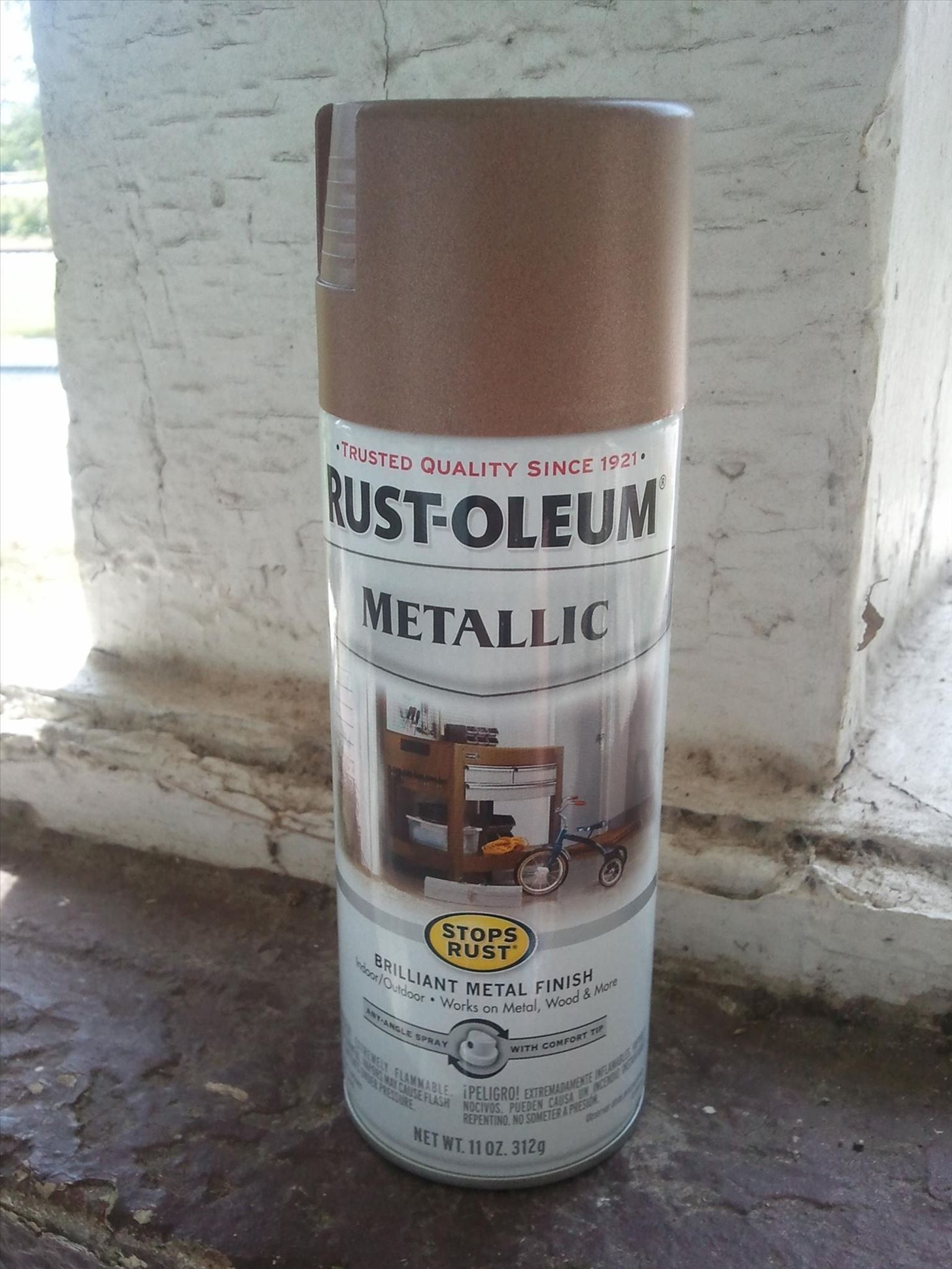 Steampunk Spray Painting: How to Make Almost Anything Look Like Metal