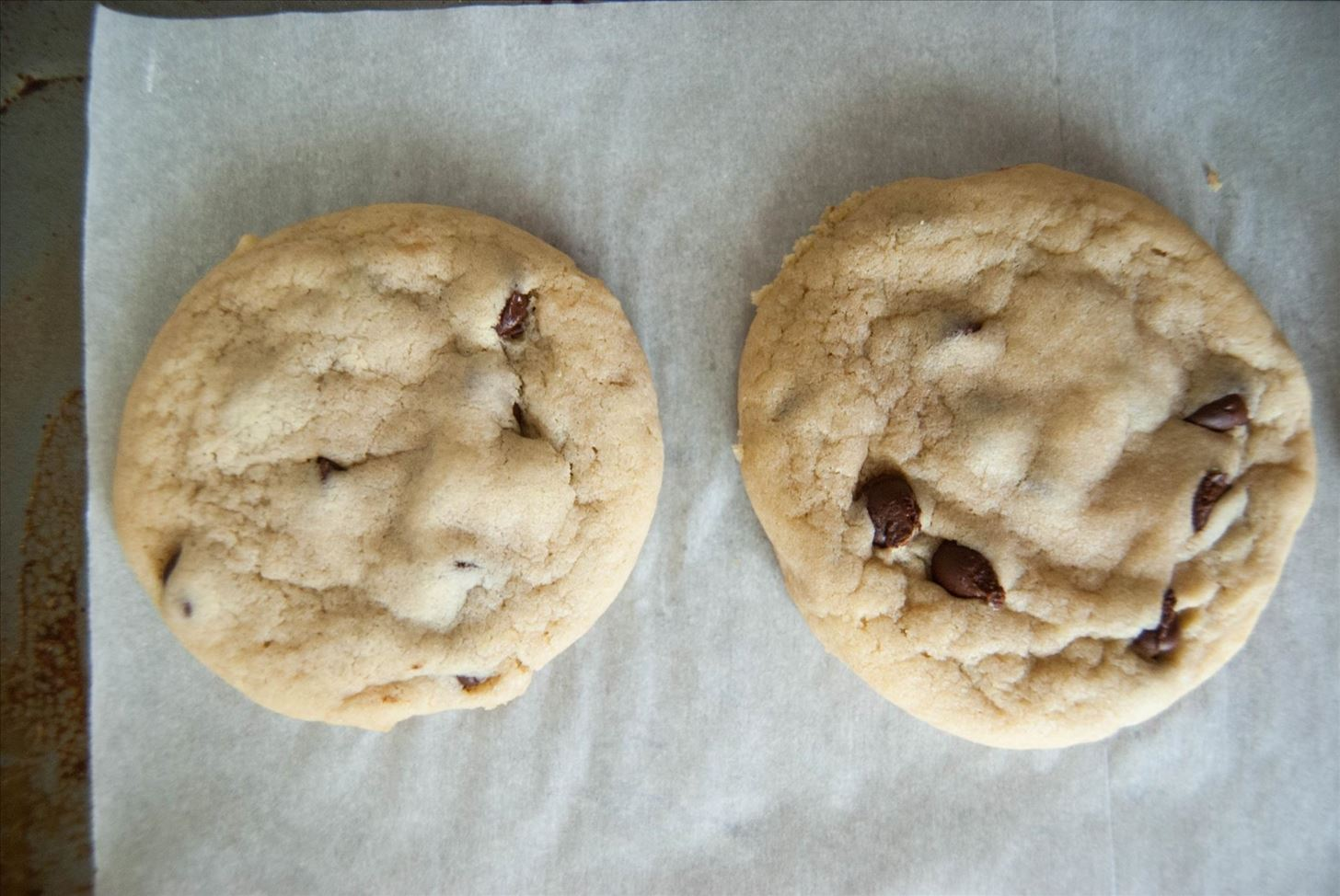 Use Cake Flour to Get Pillowy Soft-Baked Cookies