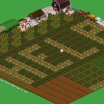Kid Spends $1400 of Mom's Money on Farmville