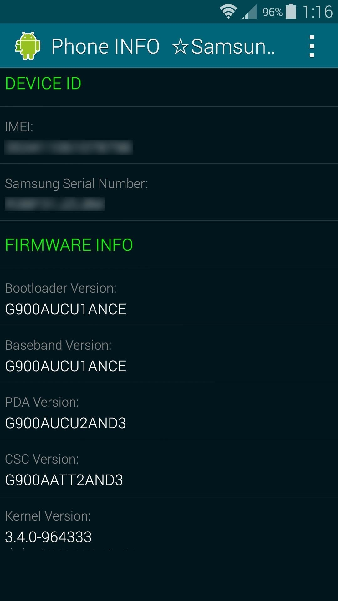 Find Out When & Where Your Samsung Galaxy Device Was Manufactured