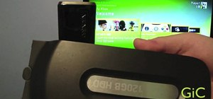Transfer Xbox 360 hard drive save data to new Slim 360