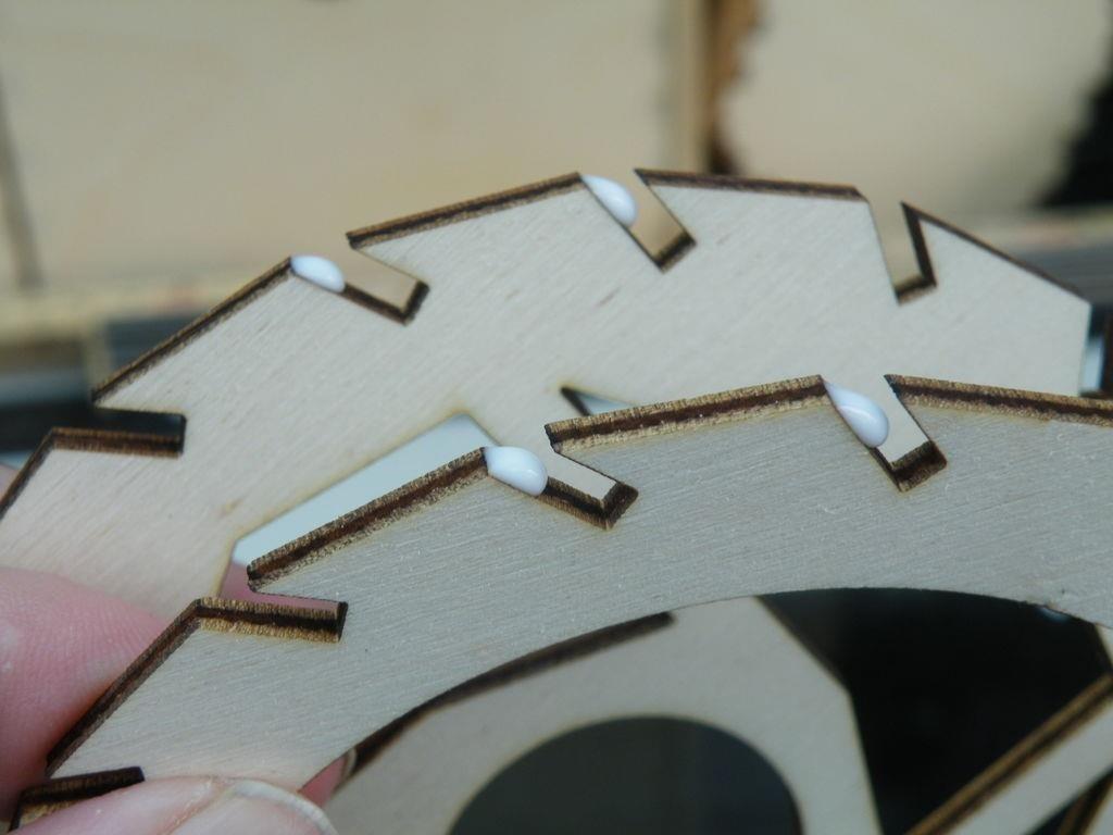 Laser Cut Lampshade