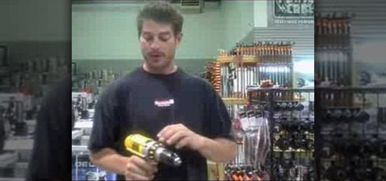 How to Fix a power drill grinding noise and chuck problem « Tools