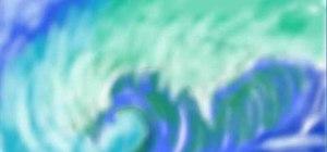 Draw a wave