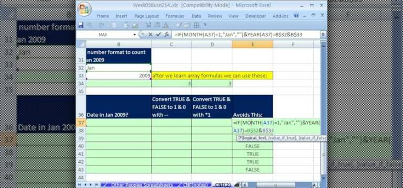 How to Use TEXT & custom number formatting in Microsoft