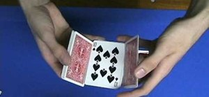 Perform the Biddle Trick card trick