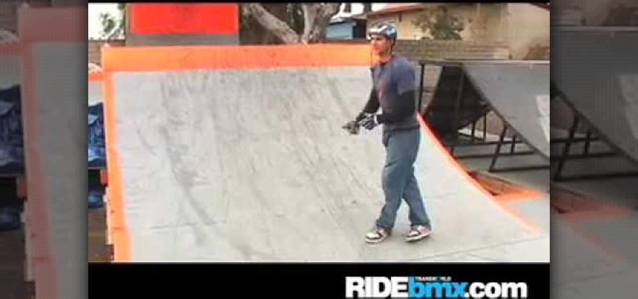 how to ride fakie bmx