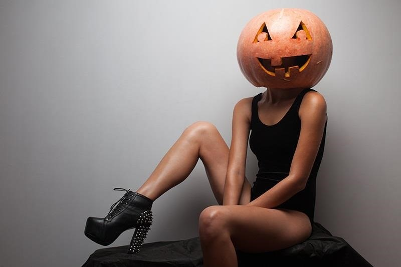 9 Lunatic Halloween Costume Ideas Using Only What You Have