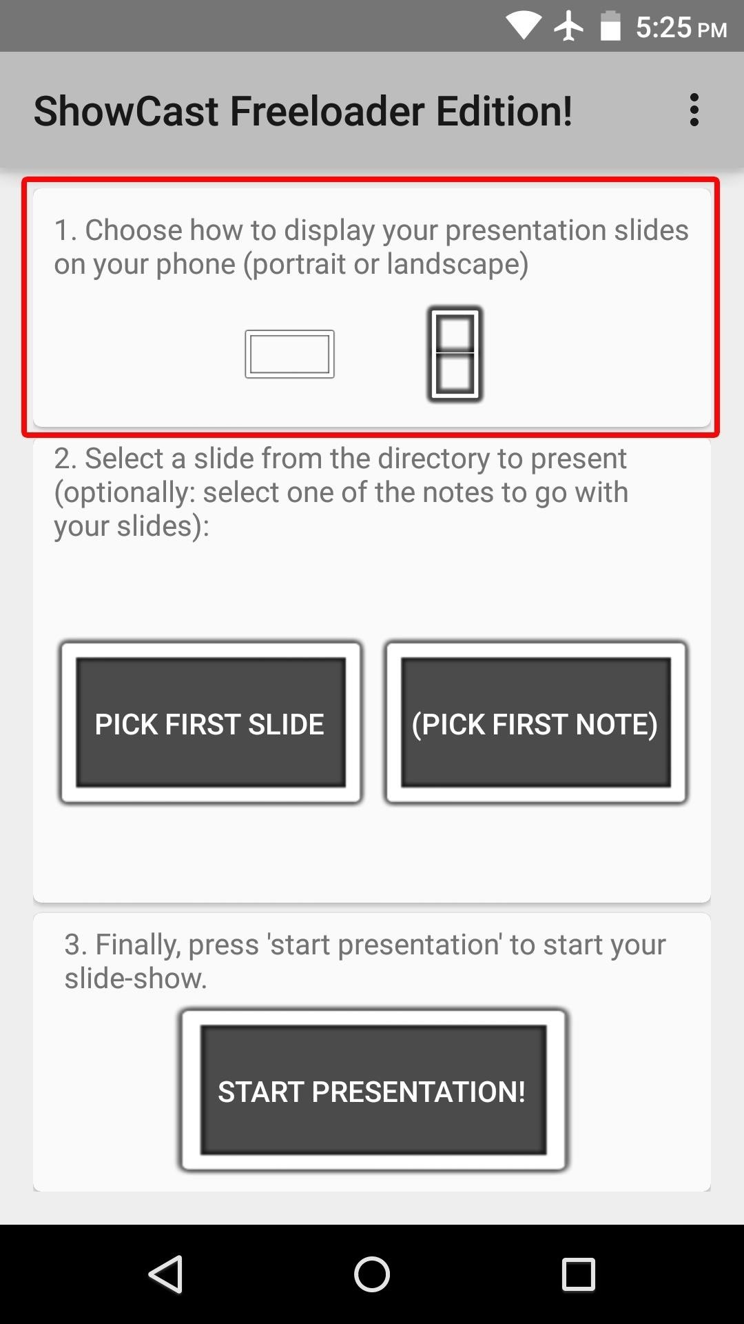 how to use whitagram for android