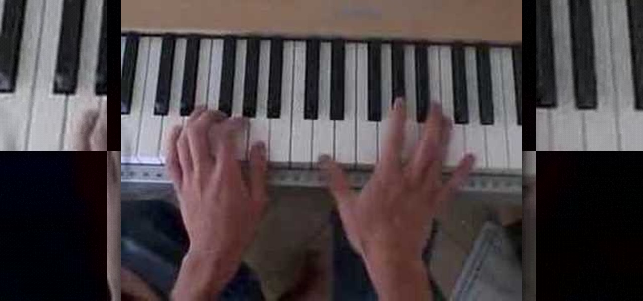 How To Play Your Guardian Angel By Red Jumpsuit Apparatus Piano