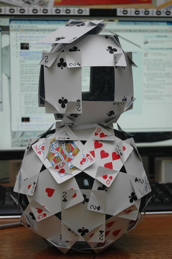 Icosahedron + Cube!
