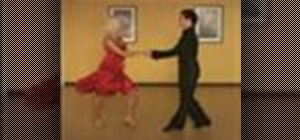 Dance the basic Mambo for men and women