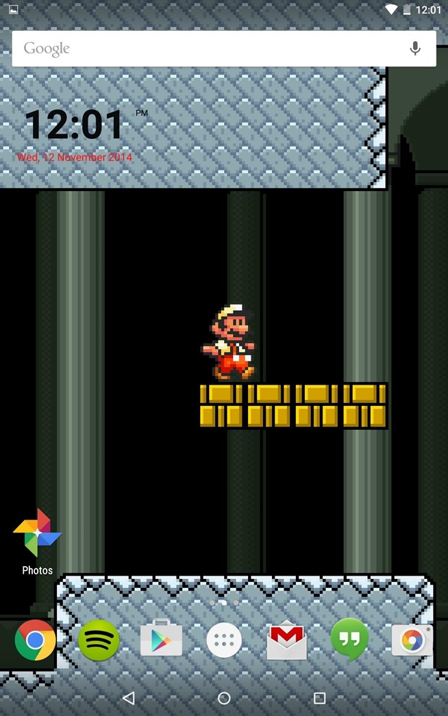 Mario Lock Screen Lock Screen Mario Live