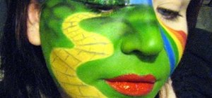 Do a Wizard of Oz-inspired makeup look