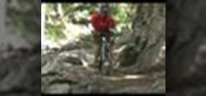 Ride on roots, rocks, and water crossings