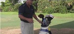 Organize golf clubs