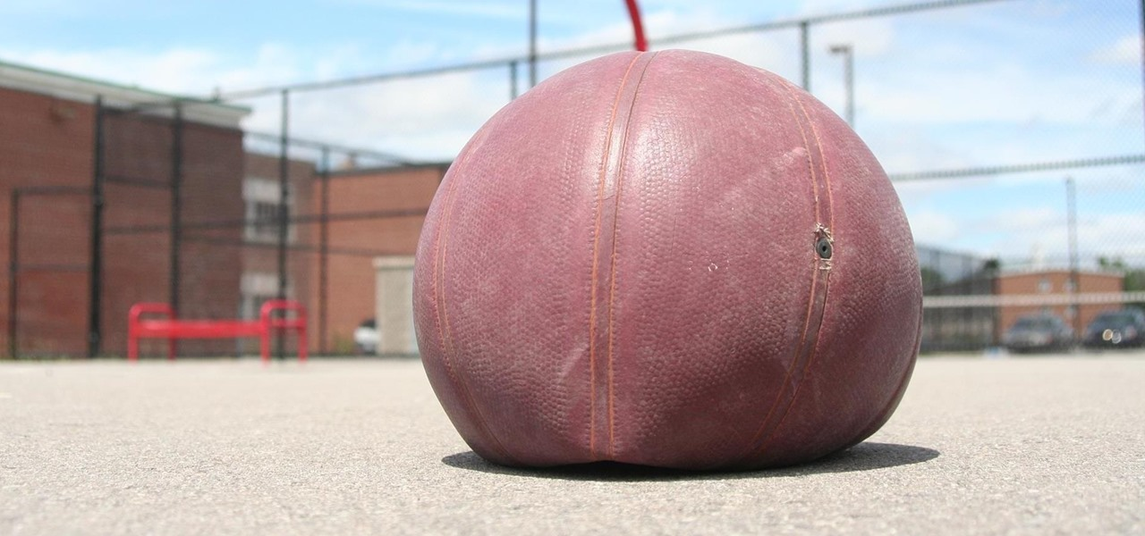 Inflate Any Ball Without a Pump or Needle