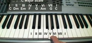 Recognize which chords belong to which piano scales