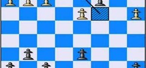Use simple tactics to win at chess