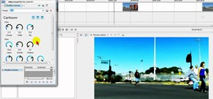 Create cool animation, line drawing & art FX with free Sony Vegas Plug-In