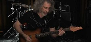 Play triad nuggets on the guitar with Dan Gilbert