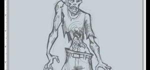 Draw Zombie