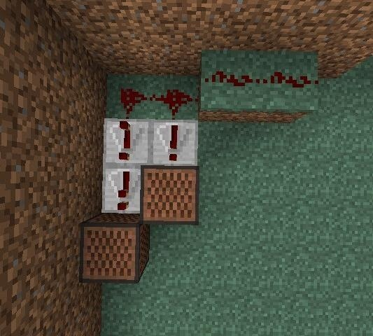 Know When Your Minecraft Guests Arrive with This Redstone Doorbell