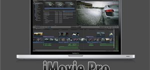 Make iMovie look like Final Cut Pro X