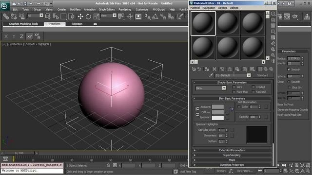 Add custom UI objects over the viewports in 3ds Max 2010