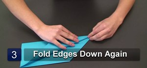 Fold a reliable paper plane