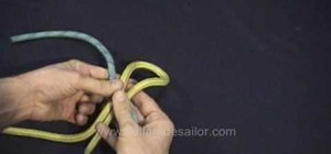 Tie a Japanese knot or Square knot