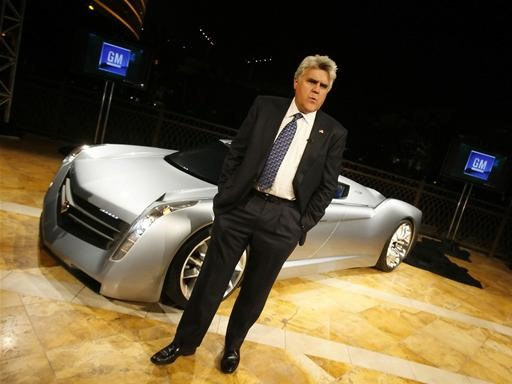 Jay Leno's EcoJet Seeks any Muffler That...Muffles