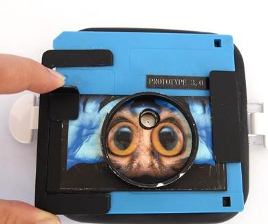 DIY Peekfreak Cameras Made with Household Rubbish