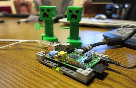 Minecraft: Pi Edition, Coming Soon to a Raspberry Pi Near You
