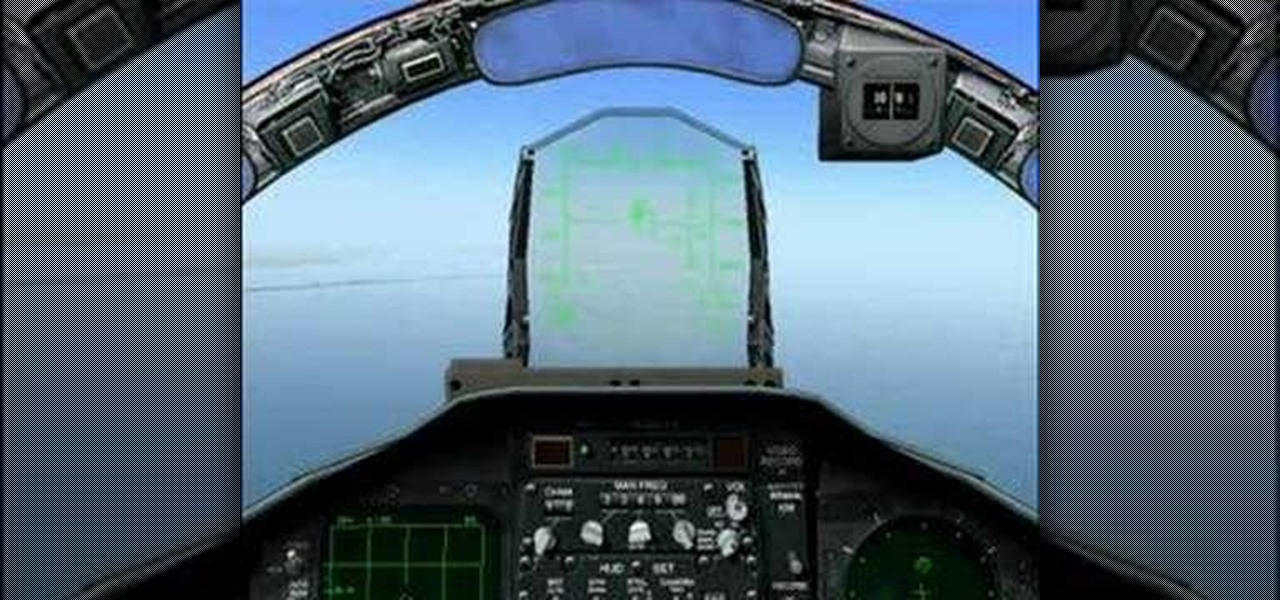 how to take out a f14 tomcat with a f15 eagle fighter jet