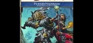 Play the Dungeons and Dragons role playing game
