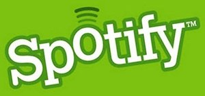 Listen to music online for free using a Spotify account