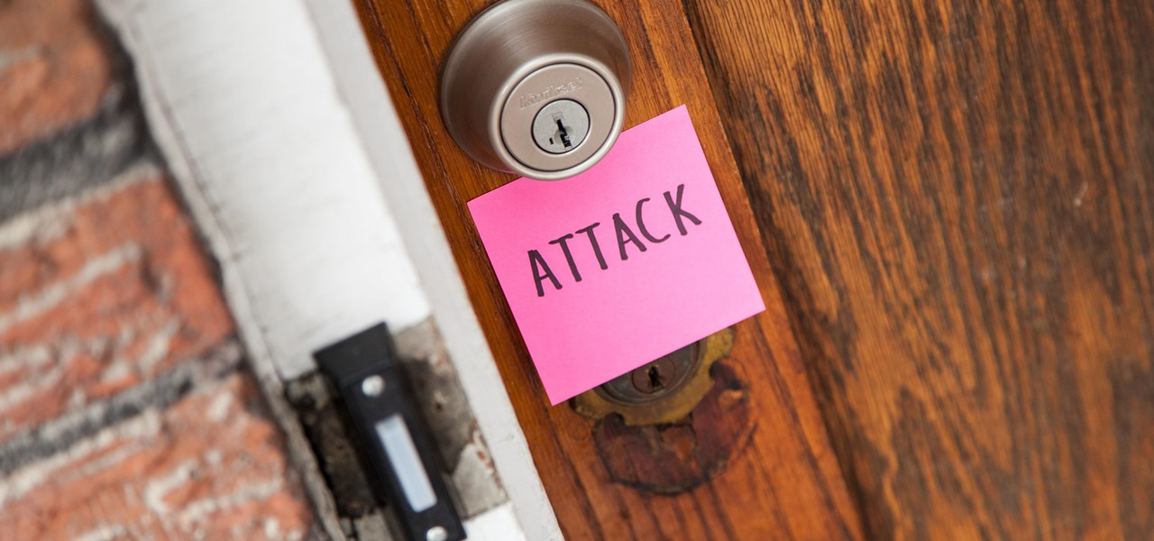 Hack Your Neighbor with a Post-It Note, Part 3 (Executing the Attack)