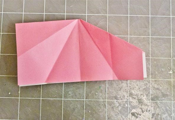 Math Craft Monday: Community Submissions (Plus How to Make a Modular Origami Intersecting Triangles Sculpture)