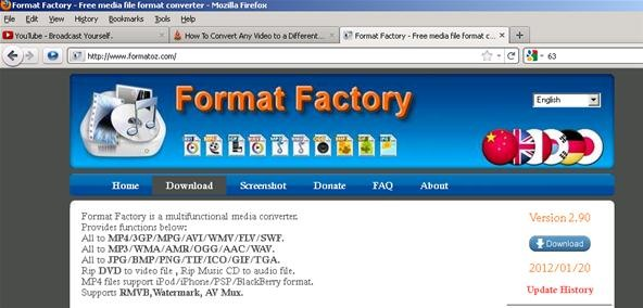 How to Convert Videos to Different Formats for Free with Format Factory